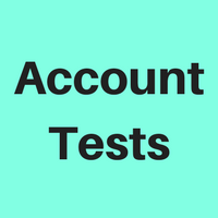 Accounting Skills Tests